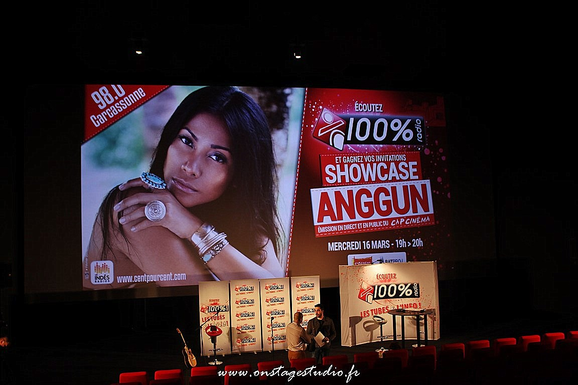 2 - Showcase Anggun