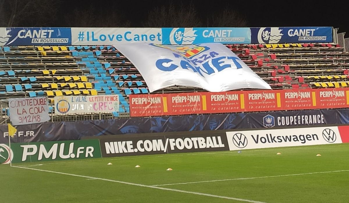 Football - L'exploit de Canet qui sort l'Olympique de Marseille de la Coupe de France