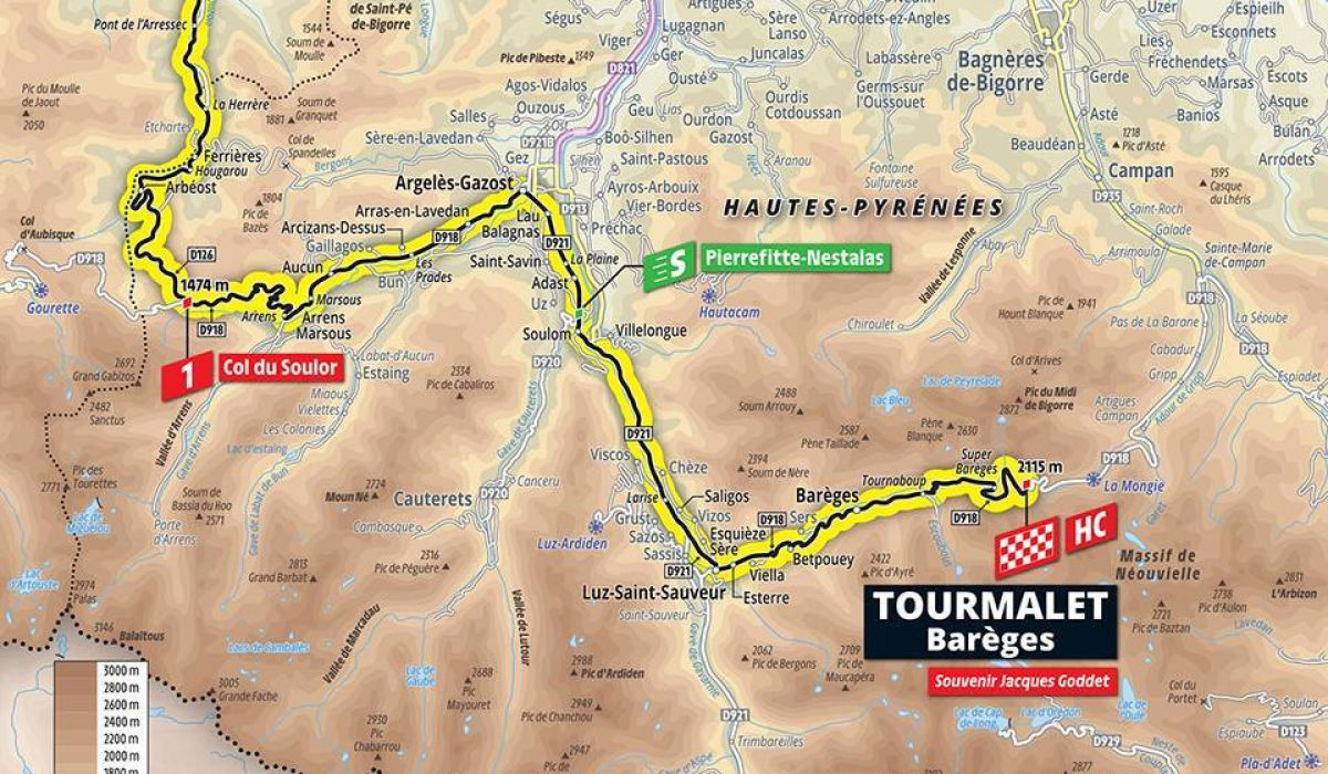 La 14e étape en direct — Tour de France
