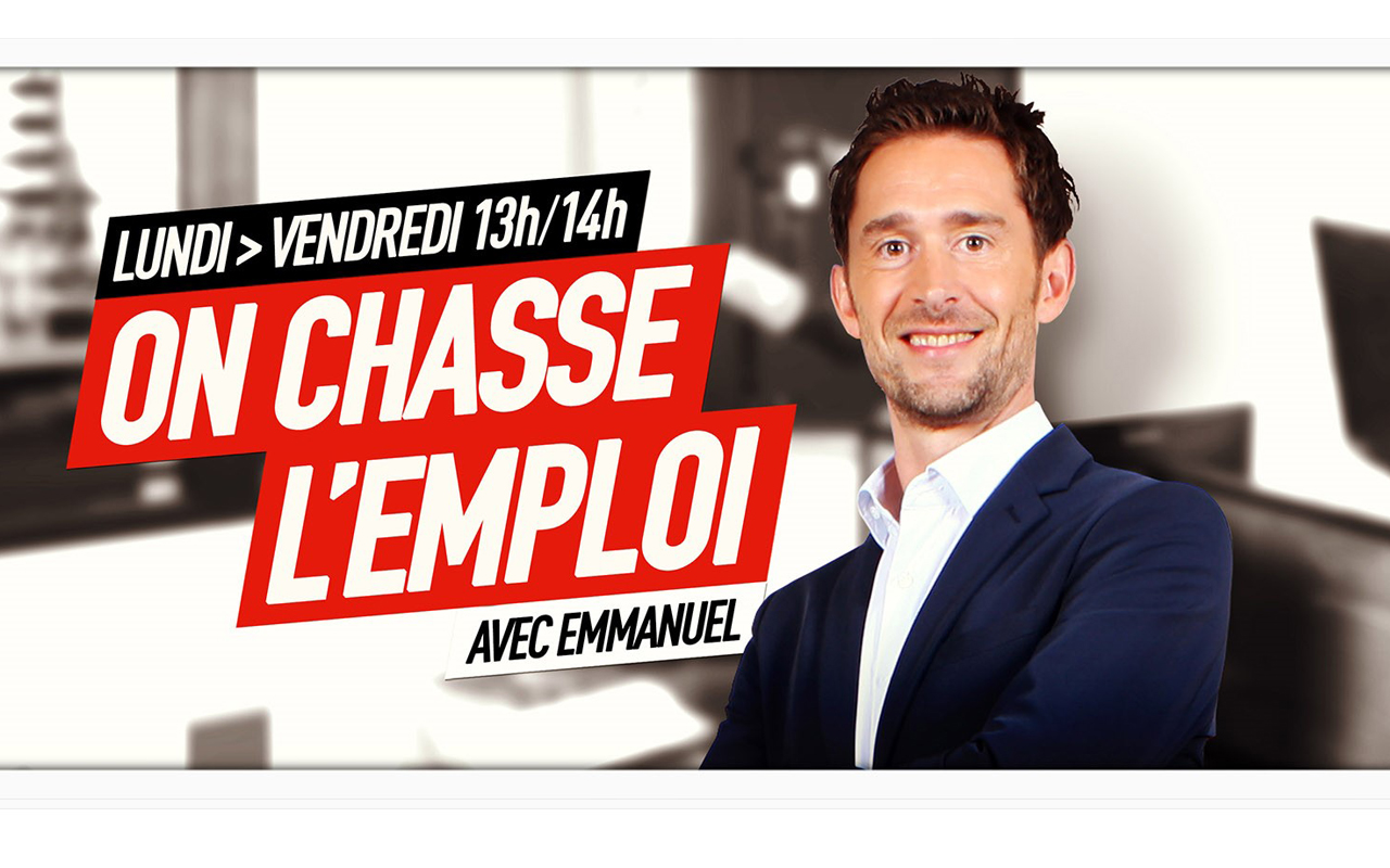 On chasse l'emploi