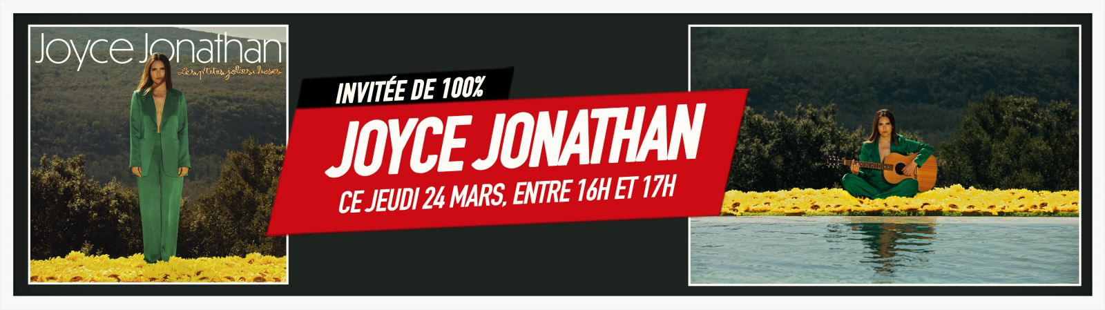 Showcase Joyce Jonathan