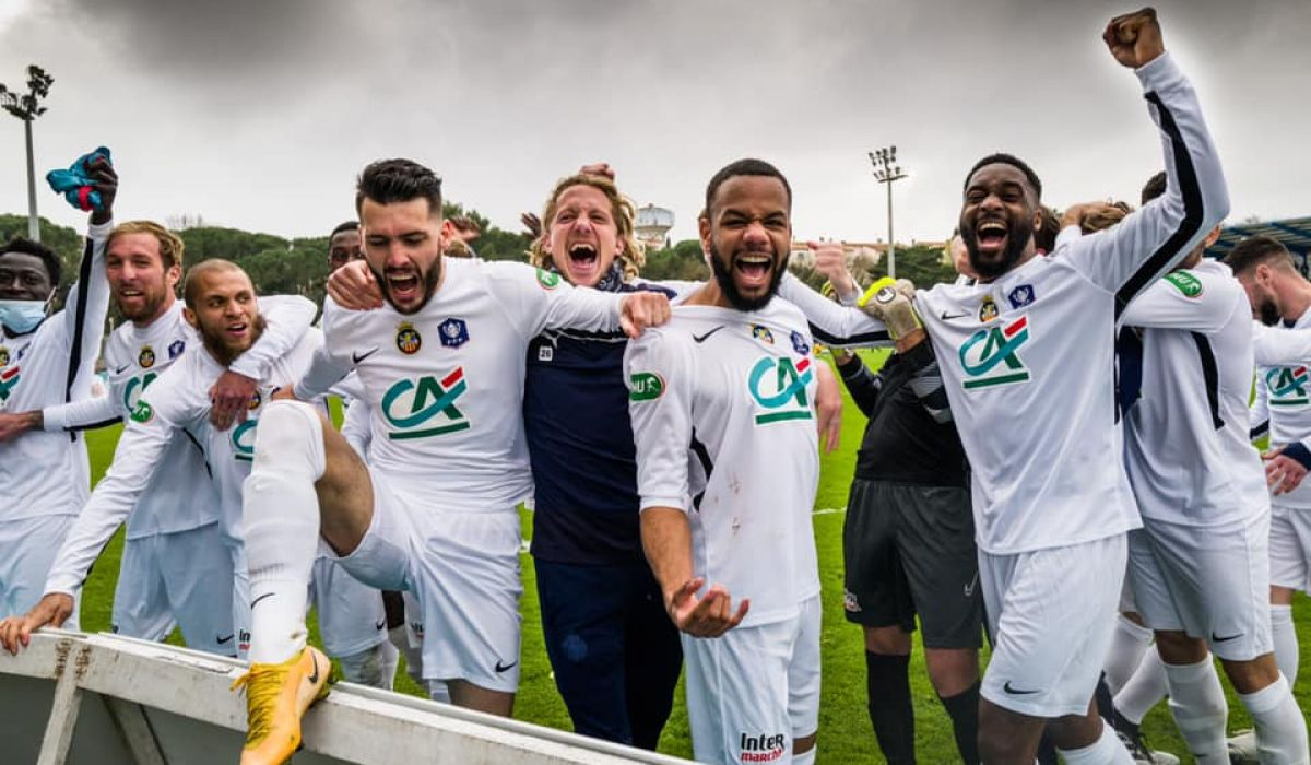 Canet-en-Roussillon face à l'OM en Coupe de France :