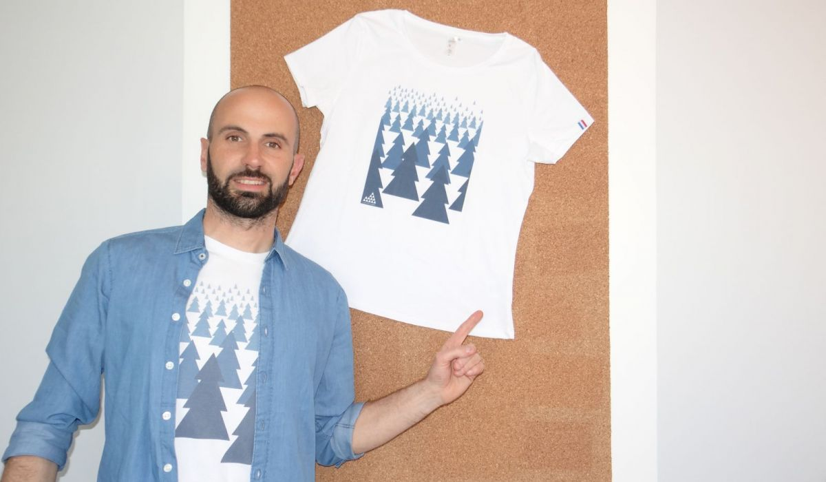 Des Tee-shirts biologiques made in Tarn